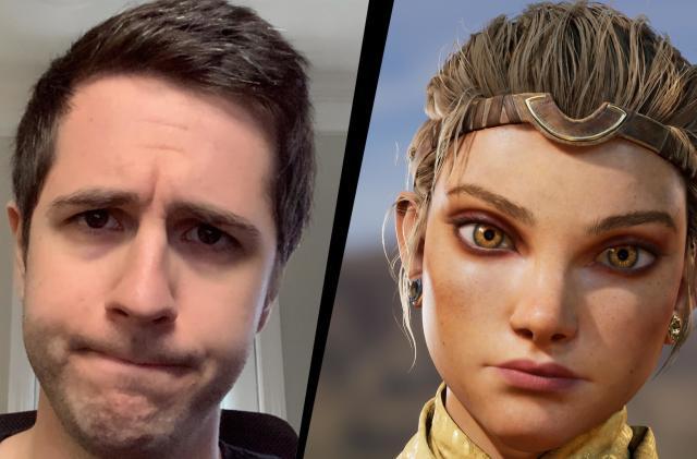 Facial mocap comes to Unreal Engine via new iPhone app