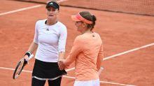 Roland-Garros (F) - Roland-Garros (F): Kristina Mladenovic garde son titre en double