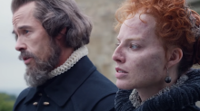 Margot Robbie is a pock-marked Queen Elizabeth in new 'Mary Queen of Scots' trailer