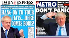 From 'Brexit's darkest hour' to the 'dude': Newspapers react to Boris Johnson's victory
