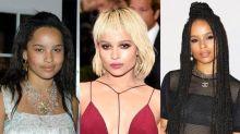 Zoë Kravitz's Beauty Evolution