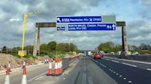 Government to change motorway roadworks after drivers' 'feedback'