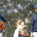 Tiger Woods explains intense Giants-Dodgers rivalry to Rory McIlroy
