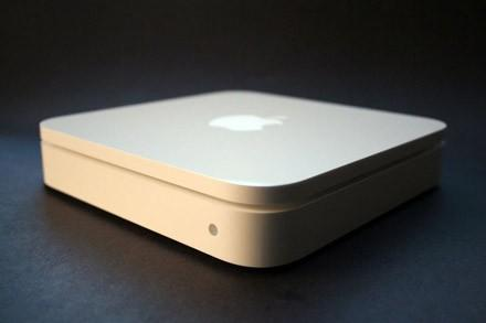 Time Machine now works with AirPort Extreme's AirDisk feature