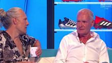 Paul Gascoigne 'found naked' before his appearance on Soccer AM