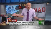 Cramer reflects on how Trump's actions are fueling the 'b...