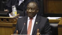 South African president grilled over COVID-19 graft scandals