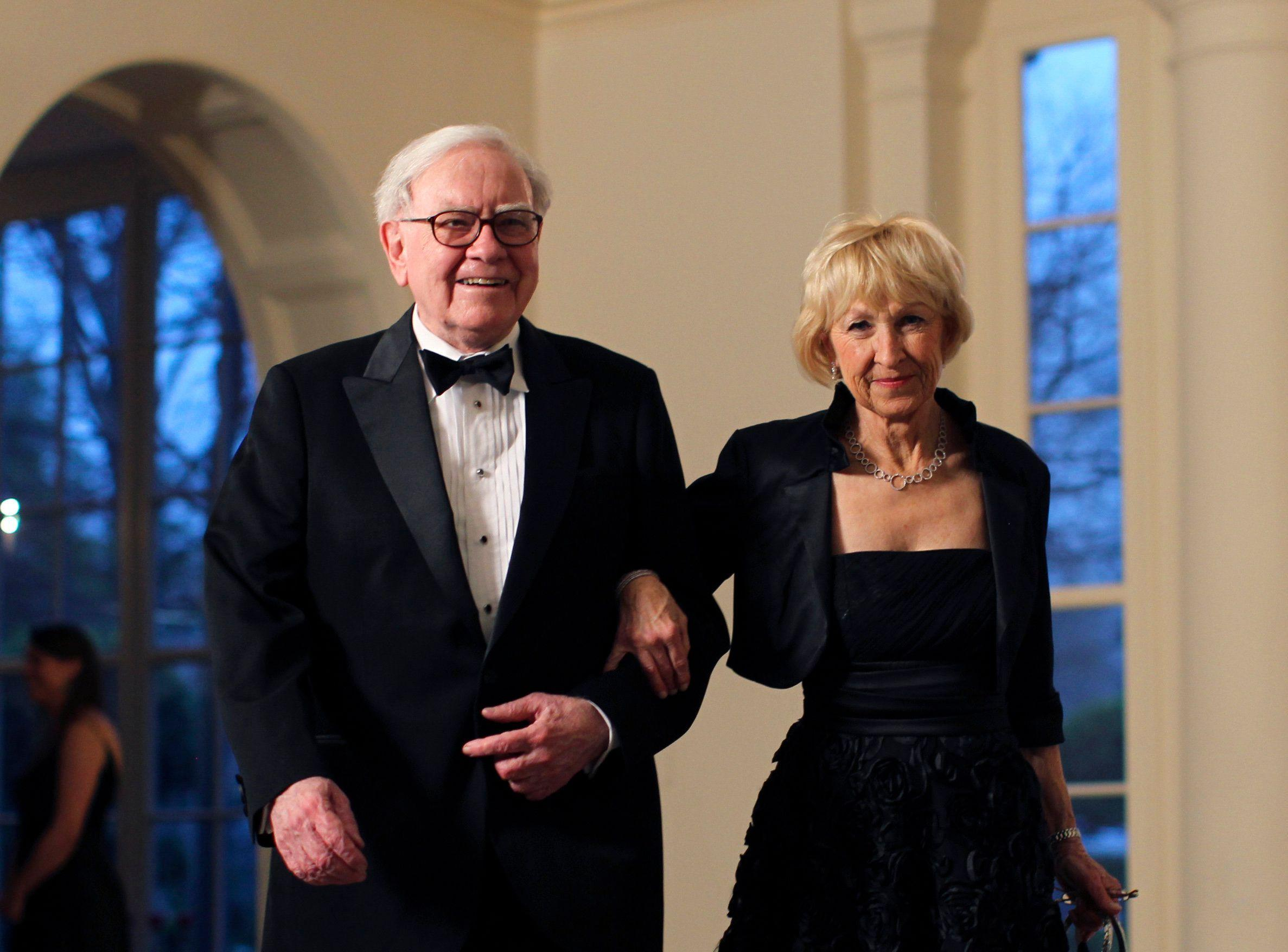 Warren Buffett's definition of 'true success' has nothing to do with money