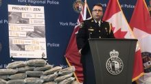 $45M worth of drugs seized by police in Toronto-area organized crime bust