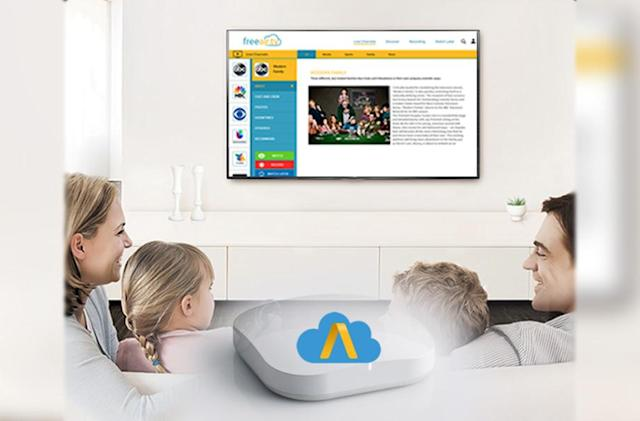 Startup promises a legal alternative to Aereo's TV streaming