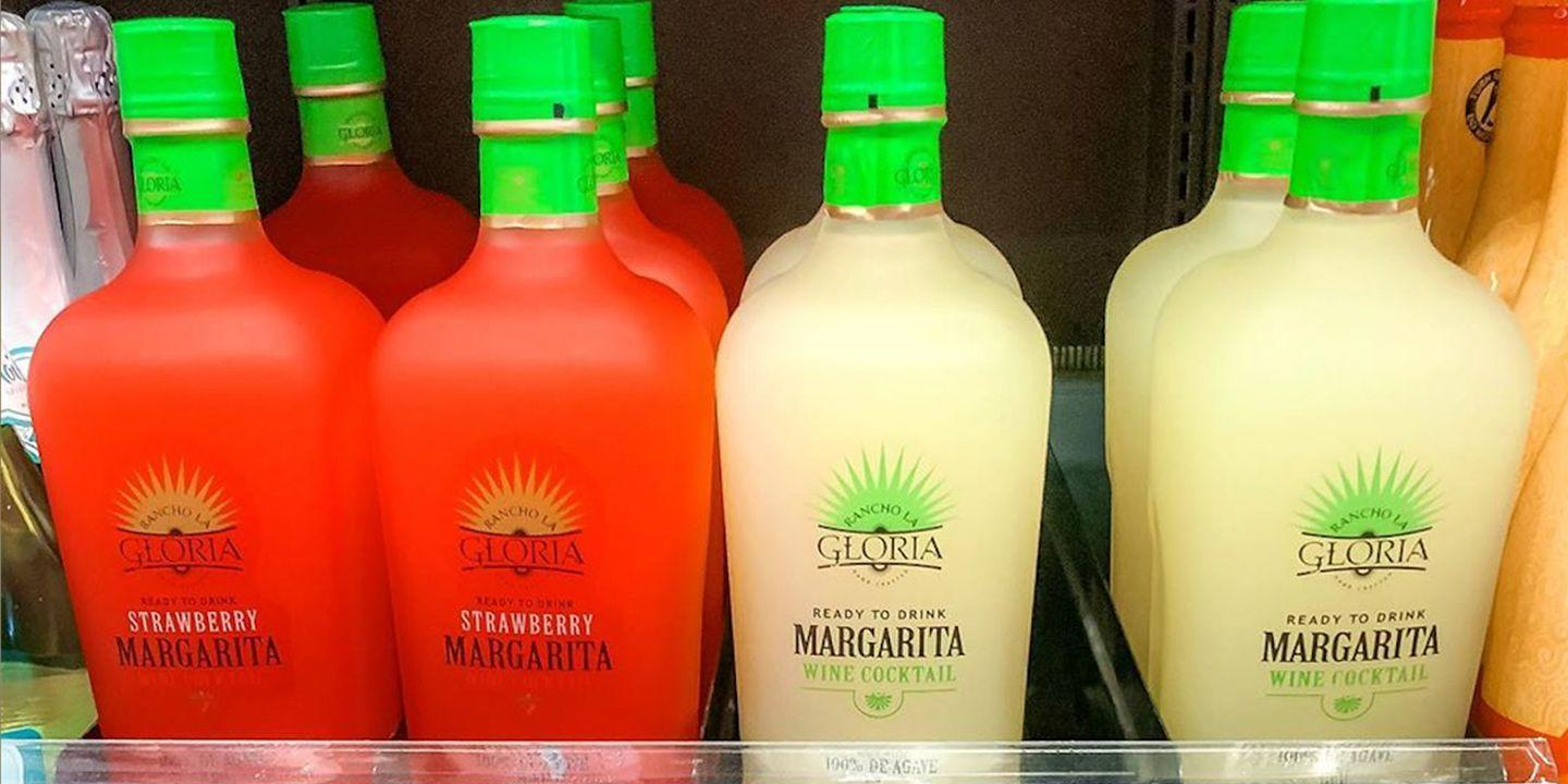 Aldi Is Stocked With Ready To Drink Lime And Strawberry Margaritas So Who S Thirsty