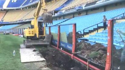 La Bombonera 360: proyecto y obras para agrandar el estadio de Boca