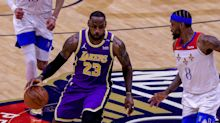 3 observations: Lakers knock off Pelicans, will compete in play-in tournament