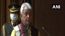 We need to uncover Pakistan's lies about Kashmir: Manoj Sinha