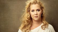 Amy Schumer's Crotch Is on Fire — Literally