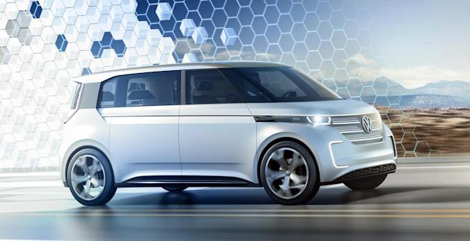 Inhabitat's Week in Green: VW's microbus concept, and more!