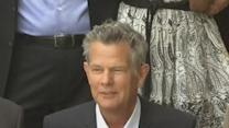 David Foster riceve una stella sulla Hollywood Walk of Fame