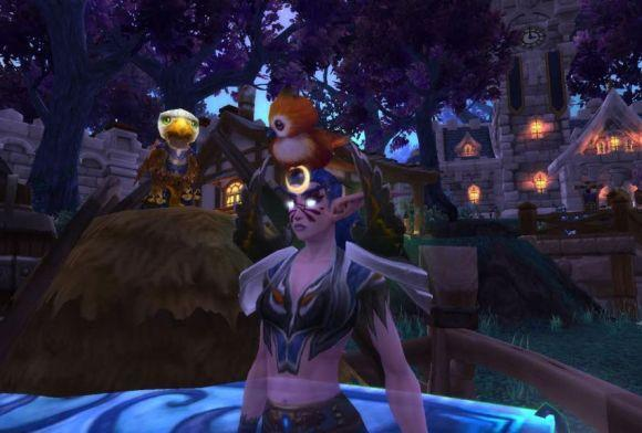 Around Azeroth: Peace on Draenor and good will towards birds