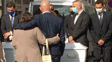 Isère : funérailles de Victorine, au meurtre encore non élucidé