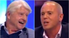 Judge Rinder Tears Into Boris Johnson's Father Over Burka Comment During Channel 4 Election Coverage