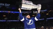 Tampa Bay Lightning trade Mitchell Stephens to Detroit Red Wings for pick