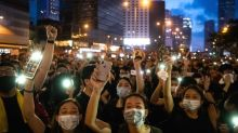 Hong Kong: Facebook, Google and Twitter among firms 'pausing' police help