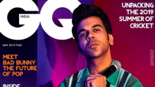 GQ's latest cover, featuring Rajkummar Rao, shot entirely on a smartphone