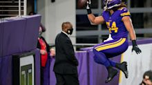 The Vikings have a reasonable shot at the playoffs