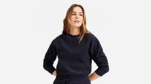 We tested Everlane's ultra-cozy recycled fleece loungewear: Here's what we thought