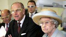 Prince Philip's best (most laughable) moments in photos