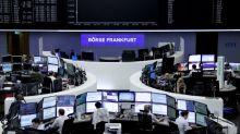 European shares score longest weekly winning streak in three years