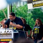 Rev. Barber, others arrested in DC protesting Senate filibuster of voting rights bill