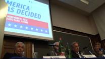 """America has decided"", i grandi temi internazionali alla Luiss"