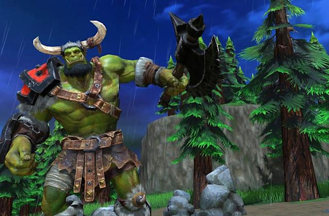 'Warcraft III: Reforged' modernizes another real-time strategy hit