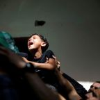 Dozens dead as Israel and Hamas escalate aerial bombardments