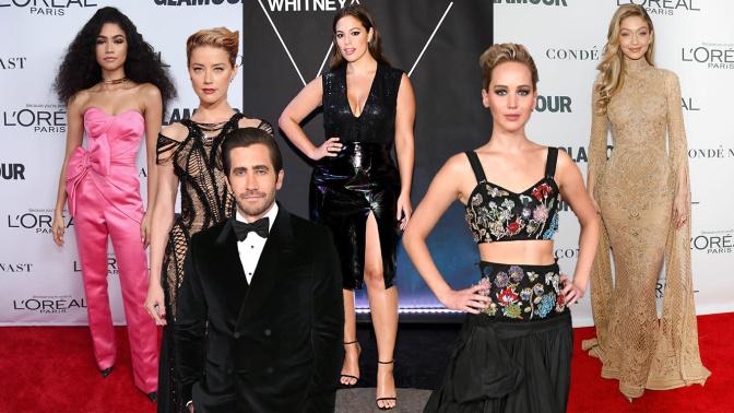 This week's best dressed celebrities