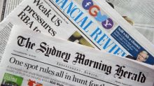 Australia's Fairfax Media to float lucrative property ad arm
