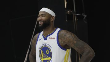 Cousins to practice with Warriors' G League team