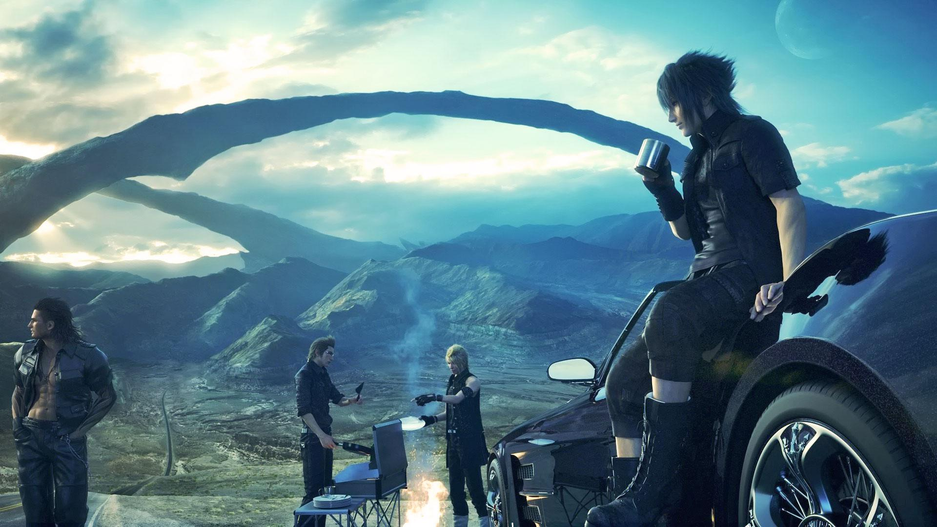 The Final Fantasy Xv Season Pass Includes Six Dlc Packs Engadget