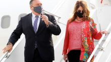 U.S. Secretary of State Pompeo in India on first leg of Asia trip