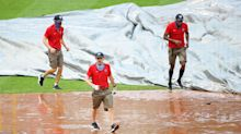 GM Mike Rizzo 'felt terrible' for Nationals grounds crew after tarp incident