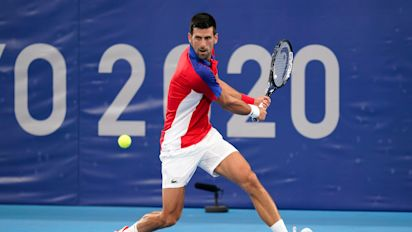 Novak Djokovic vows to 'bounce back' after missing out on singles bronze