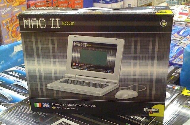 The Mac II Book