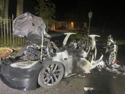 Tesla Model S Plaid kurz nach Auslieferung in Flammen aufgegangen: Diese Ursachen können zu Bränden bei Elektroautos führen