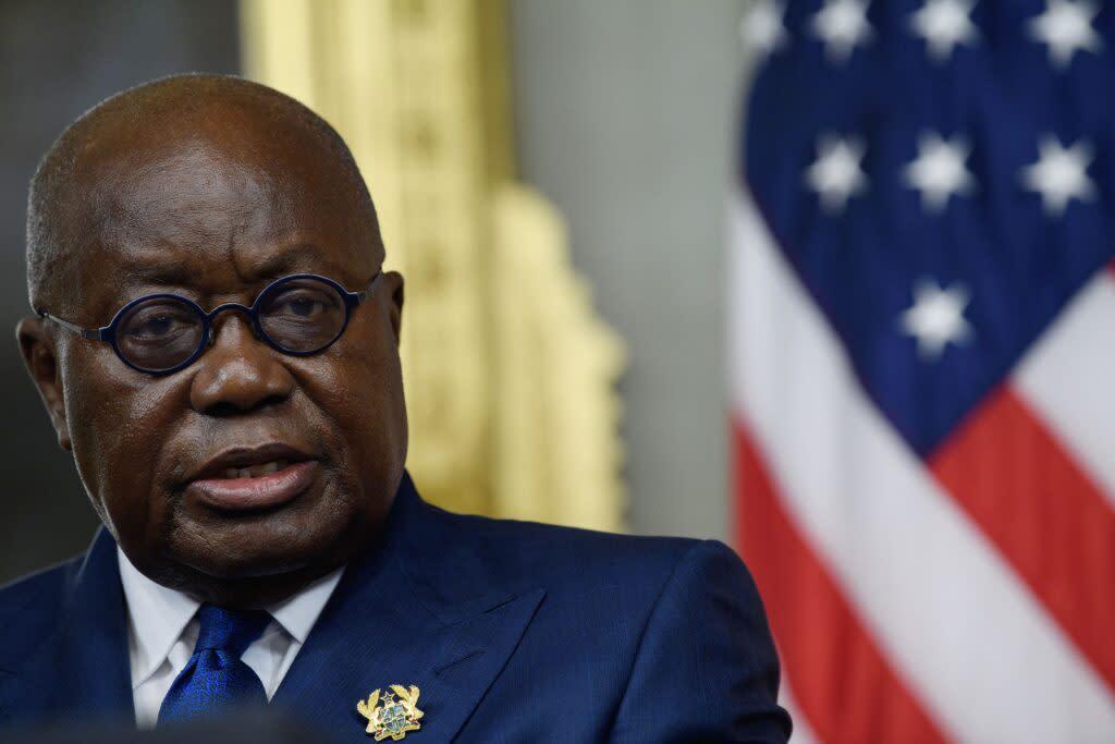 Ghana president calls for 'tolerance' as horrifyingly anti-LGBT+ bill gains steam