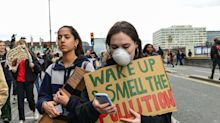 Schoolchildren Step Up Fight For Climate Change In Second Global Strike