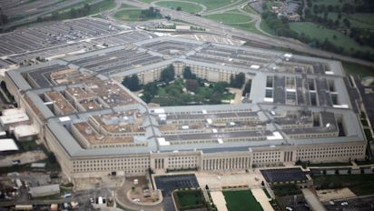 Official: Pentagon fails its first-ever audit