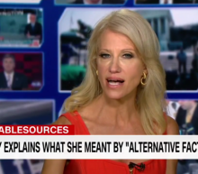 Kellyanne Conway explains what she meant by 'alternative facts'