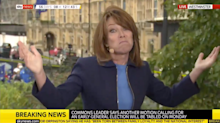 Kay Burley reveals she didn't vote in EU referendum during incredibly awkward interview