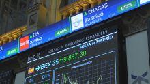 El IBEX gana un 0,54 % y afianza los 9.800, apoyado en los grandes valores